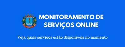 Monitoramento De Serviços PMI Status
