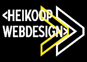 Uptime Heikoop Webdesign Status