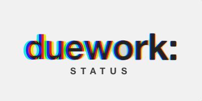 Detailed Status | DueWork Status