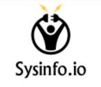 Sysinfo.io Status Status