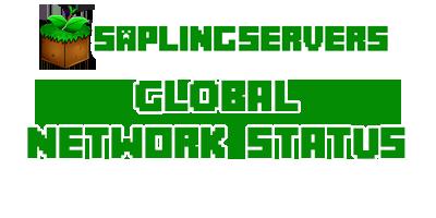 Status - Sapling Servers Status