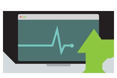 Monitor Conteúdo Online Status