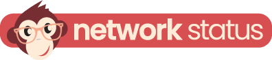 MonkeyHost Network Status Status
