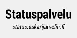 Statuspalvelu, Oskari Järvelin Status