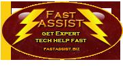 Fast Assist Web Monitoring Status
