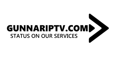 GUNNARIPTV.COM Status
