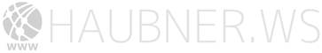 HAUBNER.WS - Netzwerkstatus Status