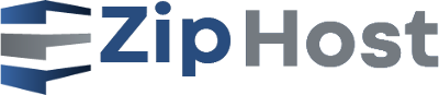ZipHost Status Page Status